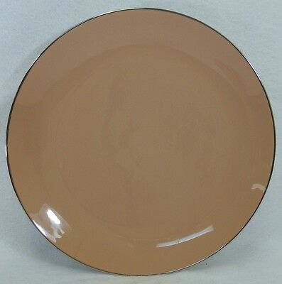 FRANCISCAN china SANDALWOOD pattern Dinner Plate - 10-1/2""