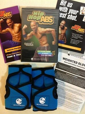 BeachBody Shaun T's Hip Hop Abs Ultimate Results Level 2 DVD Workout Insanity
