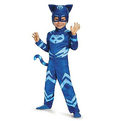 PJ Masks Catboy Classic Toddler Child Costume | Disguise 17145