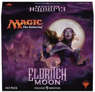 Magic the Gathering (MTG) ELDRITCH MOON Factory Sealed Fat Pack - Brand New