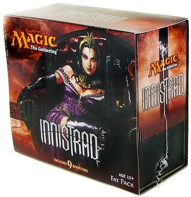 Magic the Gathering (MTG) INNISTRAD Factory Sealed Fat Pack - Brand New