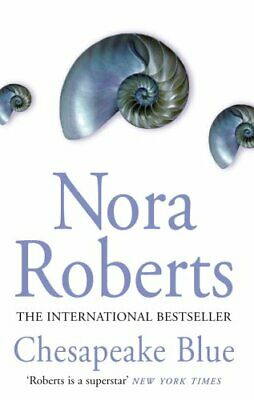 Chesapeake Blue: Number 4 in series (Chesapeake Bay) by Roberts, Nora Paperback