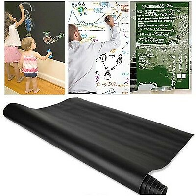 Chalkboard Chalk Board Blackboard Whiteboard Wall Sticker For Kids Play Study