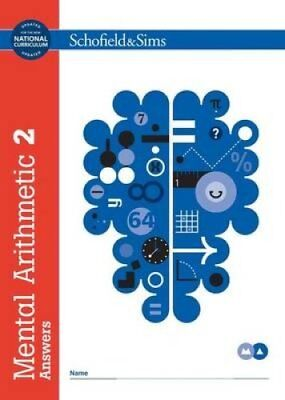 Mental Arithmetic 2 Answers by J. W. Adams 9780721708065 (Paperback, 2000)