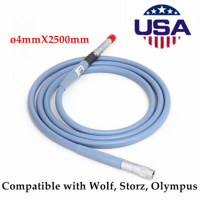 Hot! 2015New Fiber Optical Cable / Light Cable 4 X 2.5m fit for Wolf, Storz