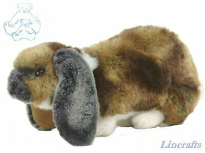 Hansa Lop Eared Rabbit 5530 Plush Soft Toy Sold by Lincrafts Established 1993