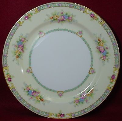 MEITO china MEI130 pattern DINNER PLATE 9-7/8""