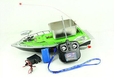 HOT Bait Fishing Remote Control Boat Carp Coarse 5200mAh 10 Hour Sailing Time