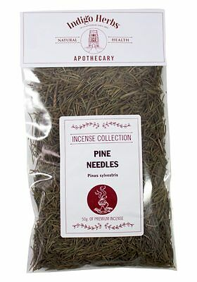 Pine Needles Incense - 50g - (Quality Assured) Indigo Herbs