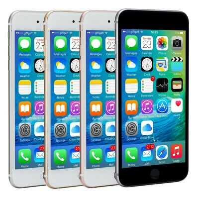 Apple iPhone 6s Plus Smartphone Choose AT&T Sprint T-Mobile Verizon GSM Unlocked