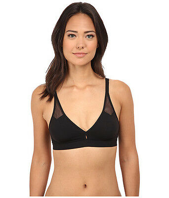 2d213ffce8 Wacoal Body By Soft Cup Wire Free Bralette Bra Black  852215 Size 32 New!