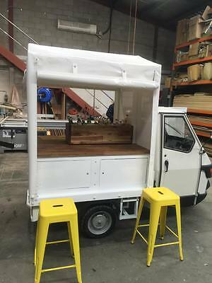 BRAND NEW - Piaggio APE 50 Merchandise Unit