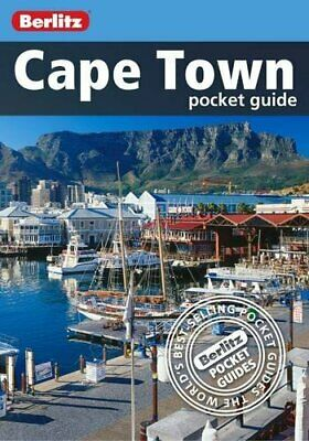 Berlitz: Cape Town Pocket Guide (Berlitz Po... by APA Publications Lim Paperback