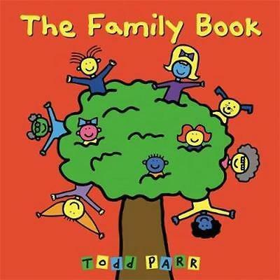 NEW The Family Book By Todd Parr Paperback Free Shipping