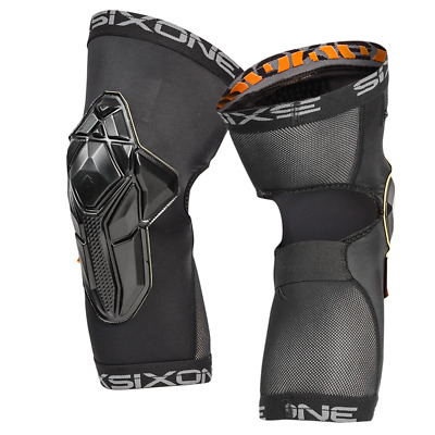 661 2017 Recon Knee Pads Black