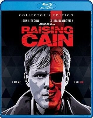 Raising Cain (Collector's Edition) [New Blu-ray] Collector's Ed, Director's Cu