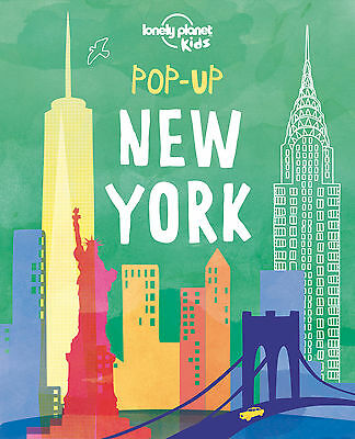 Lonely Planet POP-UP NEW YORK 1 (Travel Guide) - BRAND NEW PAPERBACK