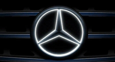 New GENUINE Mercedes ILLUMINATED STAR for E class W212 CLS C218