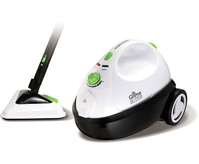 Morphy Richards 720004 Grimebuster 12-in-1 Tank Steam Cleaner 2 Year