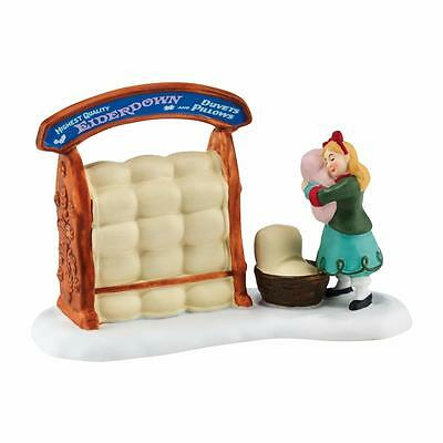 NEW Department 56 Dickens Village The Perfect Pillow Figure 4050935
