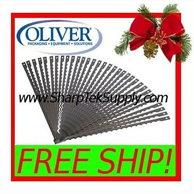 1 Set - Genuine Oliver Bread Slicer Blades - Oem - New!