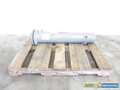 Itt 5-260-06-036-001 Heat Exchanger 150Psi @ 375F 2 In Npt D546001
