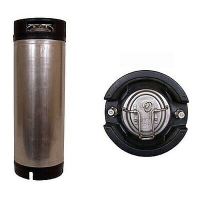 5 Gallon USED Ball Lock Keg - For Home Draft Setup - Dispense Beer Wine