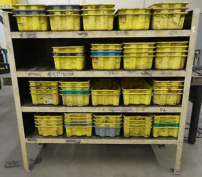 """Stack and Nest Containers - 15"""" x 9"""" x 5"""""""