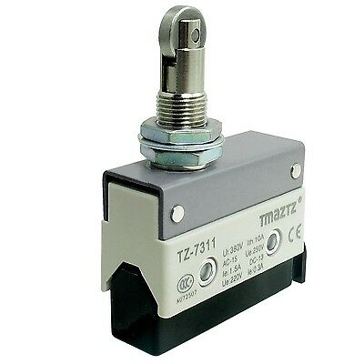 TZ-7311 Parallel Roller Plunger Actuator Momentary Micro Switch
