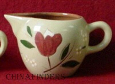 """STANGL china MAGNOLIA pattern Creamer, Cream Picther or Jug - 2-3/4"""""""
