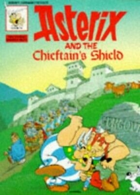 Asterix Chiefs Shield BK 18 (Classic Asterix Pape... by Goscinny, Ren� Paperback