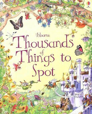 Thousands of Things to Spot (1001 things to spot) by Various Hardback Book The