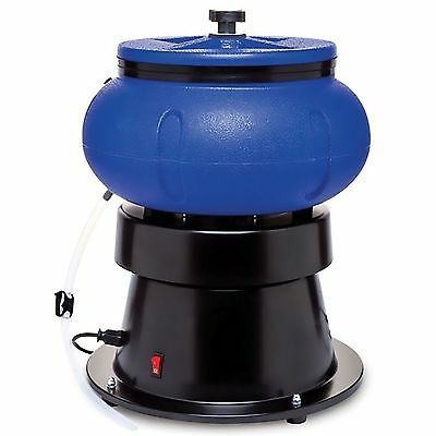 Frost Vibratory Tumbler Parts Cleaner / Polisher / De Ruster, 8Kg Capacity BY150