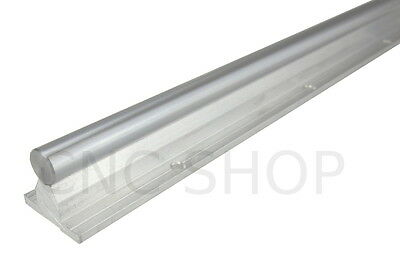 SBR12-700mm 12mm FULLY SUPPORTED LINEAR RAIL SHAFT CNC ROUTER SLIDE BEARING ROD