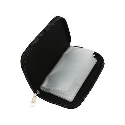 22 Slots Memory Card Case Holder Storage Pouch Wallet for Micro SD/CF/SDHC/MS/DS