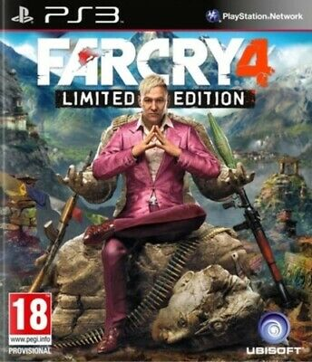 PlayStation 3 Far Cry 4 - Limited Edition (PS3) VideoGames