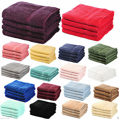 Brand New 100% Egyptian Cotton Luxury Super Soft Combed Quick Absorbent Towels
