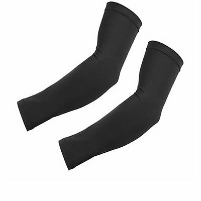 Arm Sleeves Manicotti Black Autunno Inverno Lycra
