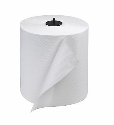 SCA 290089 TORK Hand Roll Towel for H1 system , White, 6 Rolls/Case