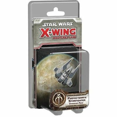 Star Wars - X-Wing - Protectorate Starfighter - Brand New!