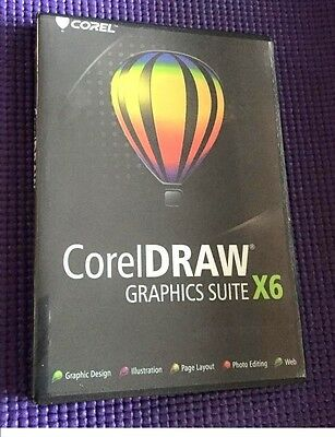 CorelDraw X6 Graphics Suite FULL VERSION.