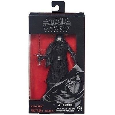 New STAR WARS The Force Awakens BLACK Series KYLO REN TAKARA TOMY Action Figure