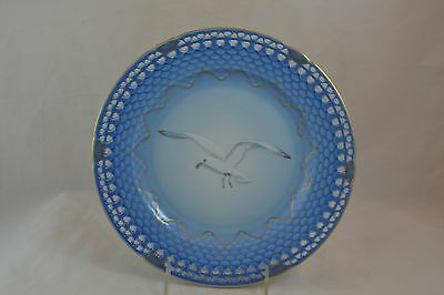 Bing and Grondahl The Seagull Anniversary Plate Limited Edition