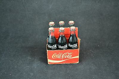 Coca-Colar Mini 6-Pack Bottles