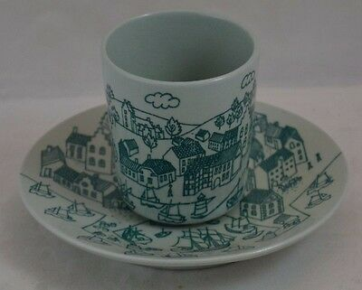 Nymolle Art Faience Hoyrup Denmark Limited Edition 4006