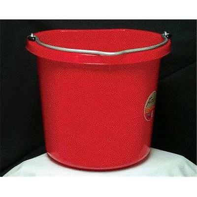 Fortex Industries Inc dos plat Bucket Fb-124-Rouge 24 Quart FB-124 RED