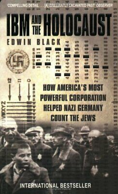IBM and the Holocaust by Black, Edwin Paperback Book The Cheap Fast Free Post