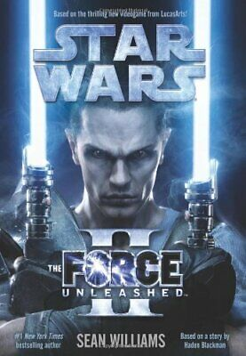 Star Wars: The Force Unleashed II by Williams, Sean Hardback Book The Cheap Fast