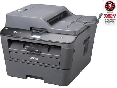 Brother MFC-L2720DW All-In-One Laser Printer with Wireless Networking and Duplex