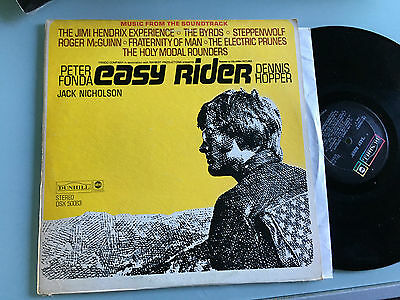 LP NM USA 1969 Easy Rider (Music From The Soundtrack) Label: ABC/Dunhill Records